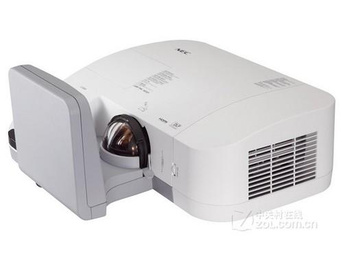 NEC U310W+超短焦宽屏投影机 商务教育投影仪