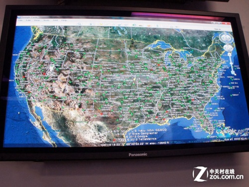 【高清图】探密飞机上高速wifi