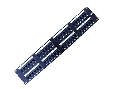 大唐保镖 超五类48口屏蔽配线架DT2804-548P