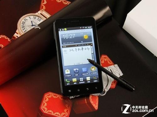 5.3吋大屏配电磁手写笔 Gnote2图赏