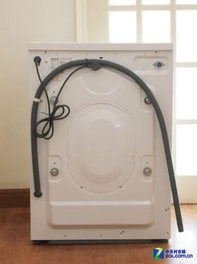 格兰仕xqg60-a708滚筒洗衣机外观; 999元史上最低 格兰仕滚筒洗衣机