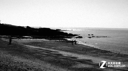 感受海滨幸福之城 佳能DV行摄滤镜我心