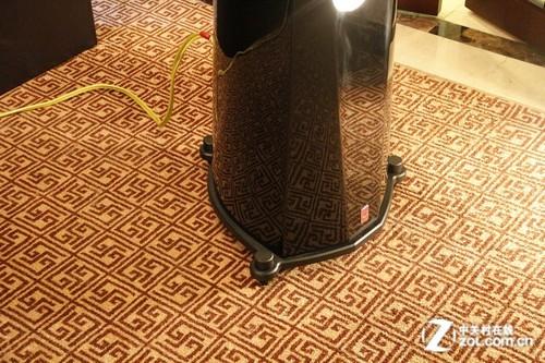 音响展2012:麦博展出全新玄道系列音响