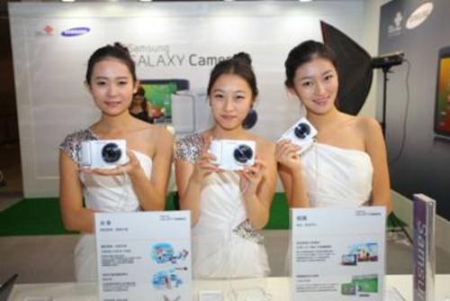 三星发布GALAXY Camera及联通版GALAXY Note Ⅱ
