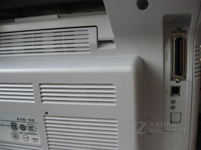 三星4321 多功能一体机产品外观与图解-zdnet
