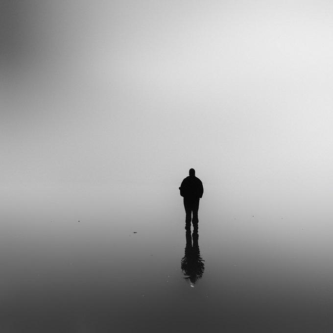 单调也是一种华丽 简约黑白风格摄影
