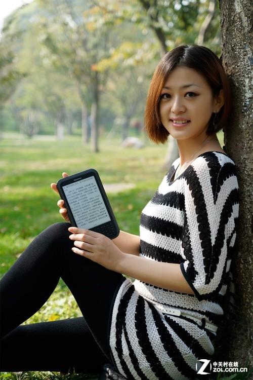 汉王电纸书黄金屋图赏之静享生活