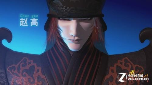 史上有名的宦官佞臣:赵高