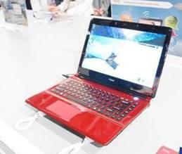 开启智能元年:海尔智能电脑亮相2013 CES
