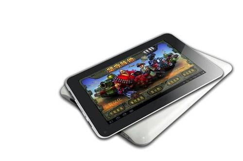清新 索立信/索立信S8平板电脑拥有耳机插孔、HDMI接口等众多接口