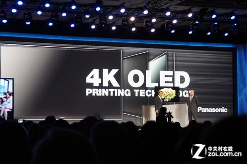 4K+OLED电视 松下新品正式拉开CES帷幕