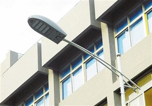 智能化精細化 LED路燈經過實測顯優勢