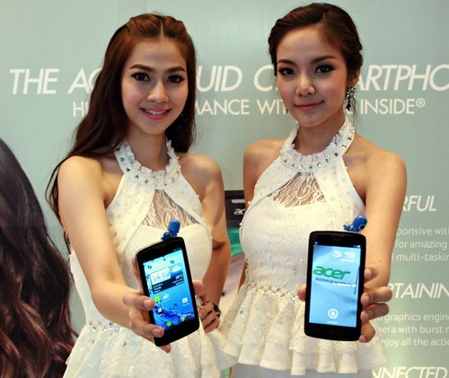 Intel家族新人 宏�Acer Liquid C1发布