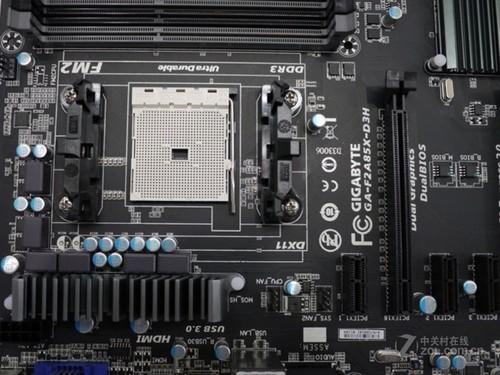 稳定供电超耐久 技嘉A85大板报价799元