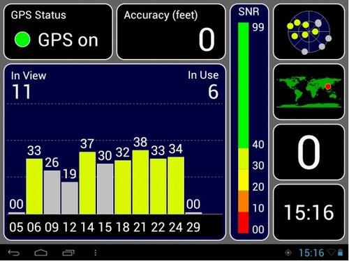 打造全能·ifive MX网友试用体验GPS篇