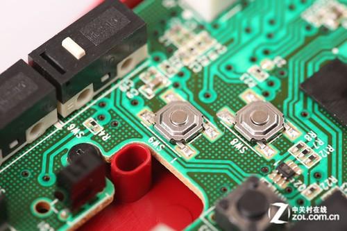 罗技g100和g300_罗技G300游戏鼠标拆解_罗技 G300鼠标_键鼠评测-中关村在线