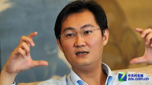 腾讯CEO马化腾 手机QQ的确在模仿微信