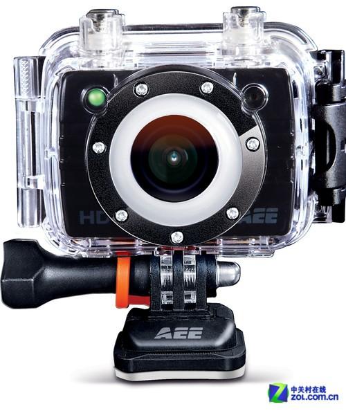 全高清运动摄像机 AEE SD23震撼发布