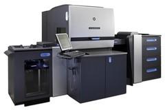 HP Indigo 10000数字印刷机在全球上市