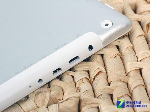 金属质感超薄 台电P98锐翼四核平板评测