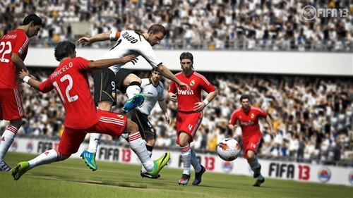 《FIFA 14》登陆伯纳乌 发售时间曝光