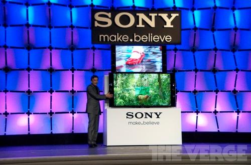 索尼55英寸和65英寸4K LED电视本月开售