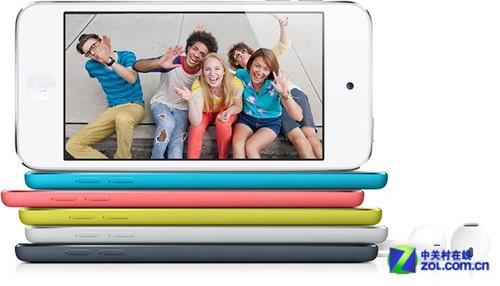 苹果iPhone 5S和廉价版有多种颜色版本