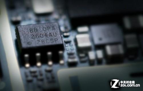 步步高vivo xplay内置的opa2604芯片