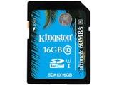 金士顿SDHC卡 Class10 UHS-I(16GB)SDA10/16GB
