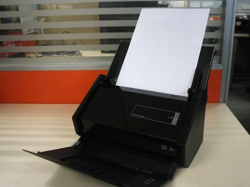 追求极致细节 富士通iX500扫描仪图赏