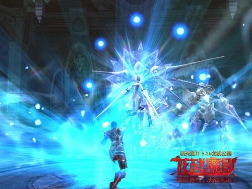 《新天堂II》5.16龙战公测 客户端开放下载