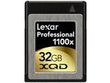 雷克沙XQD卡 1100X(32GB)