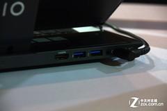 索尼COMPUTEX发布新品 轻薄触控引关注