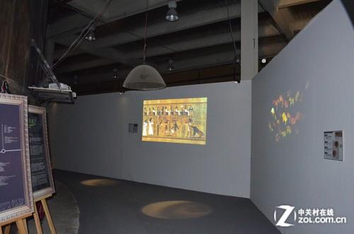 798大罐子秀艺术 雅图展投影应用方案