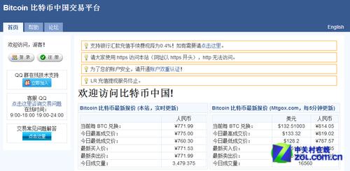 第一个中文比特币网站:谁知道比特币中国网这个怎么填?