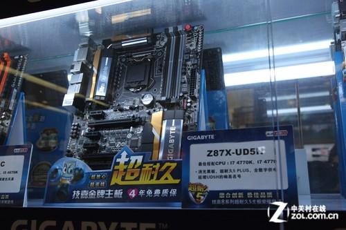 超耐久5登场 技嘉8系新品主板震撼发布