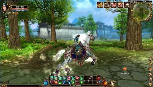 赤兔马已过时 《将魂三国》最炫坐骑风来袭
