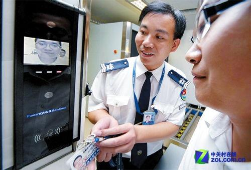 后高清监控 人脸识别三大领域监控应用