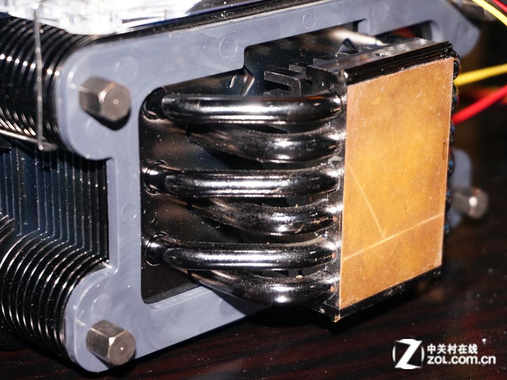 液态金属散热_【高清图】 液态金属循环散热 依米康散热器发布图5