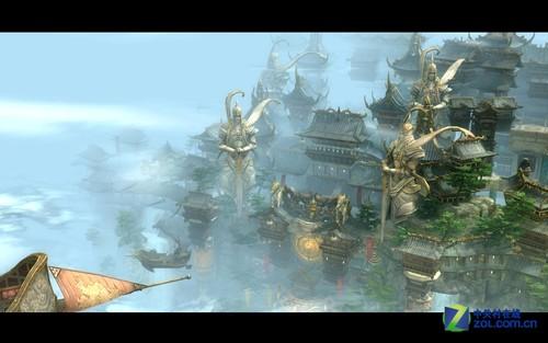 腾讯最新网游《斗战神》高画质截图欣赏