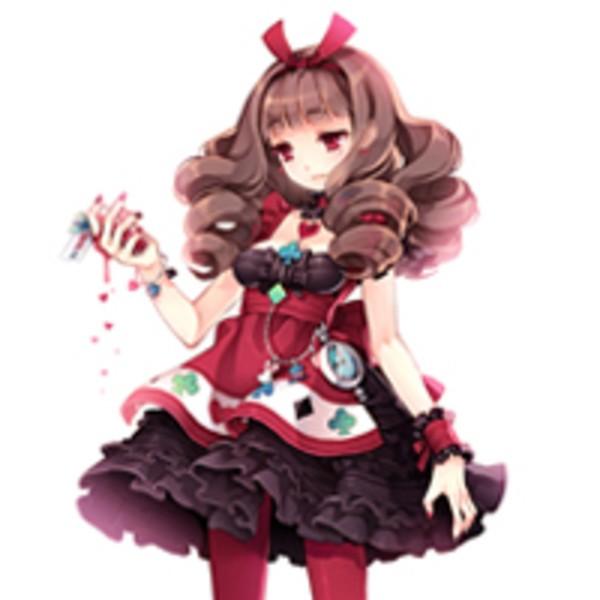 娇小可爱的卡通女生个性qq头像 (11/14)