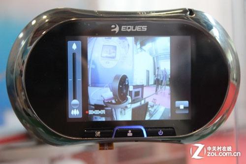 移康智能家庭监控报警设备亮相安防展