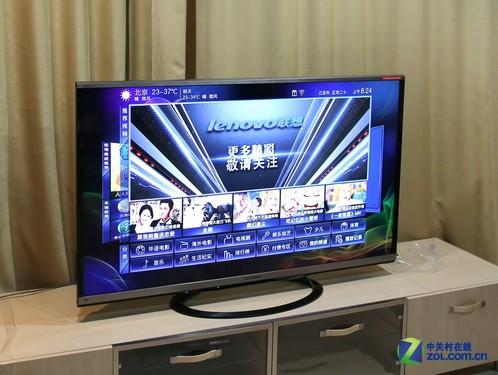 日本原装夏普屏 联想K82智能电视谍照
