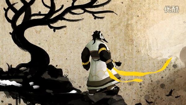 【高清图】 《魔兽世界》水墨动画放出 暗示新剧情图3