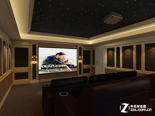 客厅内争宠斗艳 投影VS平板电视上位战
