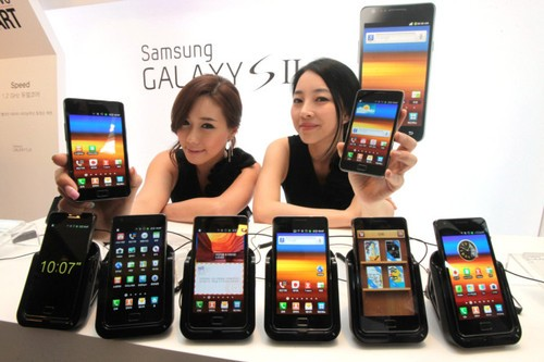 传三星Galaxy S2将无法升级Android 4.2