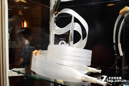 2013香港视听展 音乐丝带ODIN旗舰系列