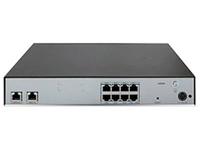 华为 AR201-S 1WAN+8LAN企业级百兆8口VPN路由器