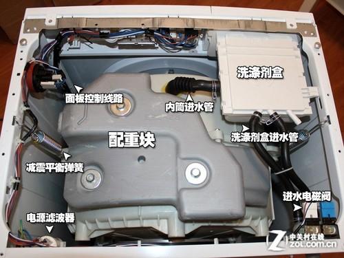 格兰仕xqg60-a708滚筒洗衣机