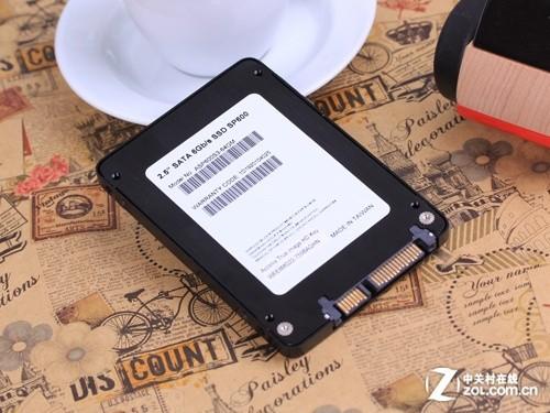 性能大幅提升 新主控威刚SP600 SSD评测